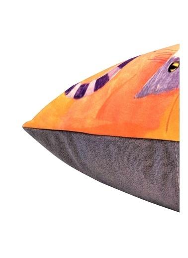 Alla Turca 2'li Dekoratif Kırlent Kılıfı - AT5561-2 Renkli
